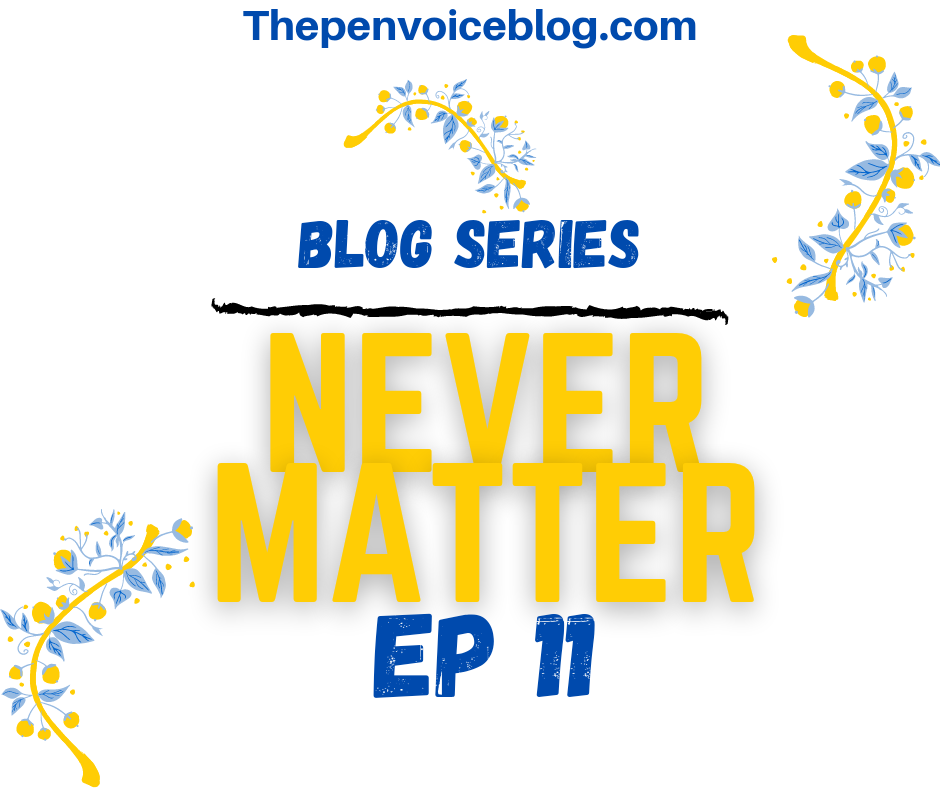 Never matter